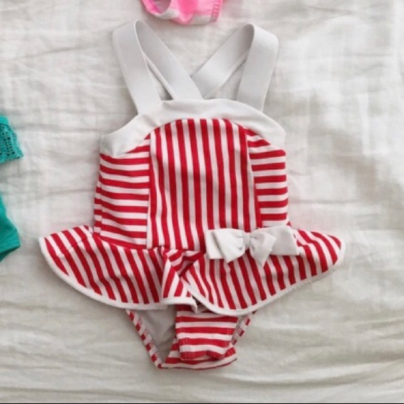 82555573f Target baby girl bathing suit size 9 months. M_5a6760172c705dc1198f4f6f